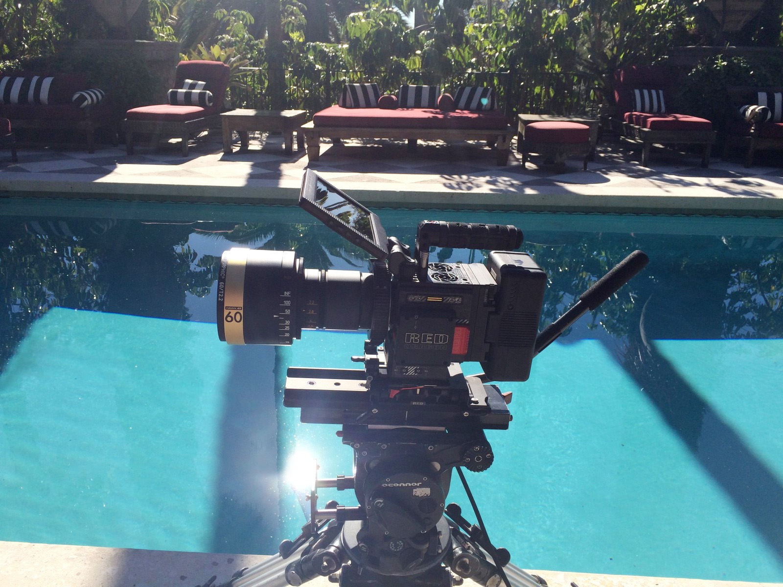 First Hawk65 Anamorphic Lenses Meet the Red Weapon 8K in Los
