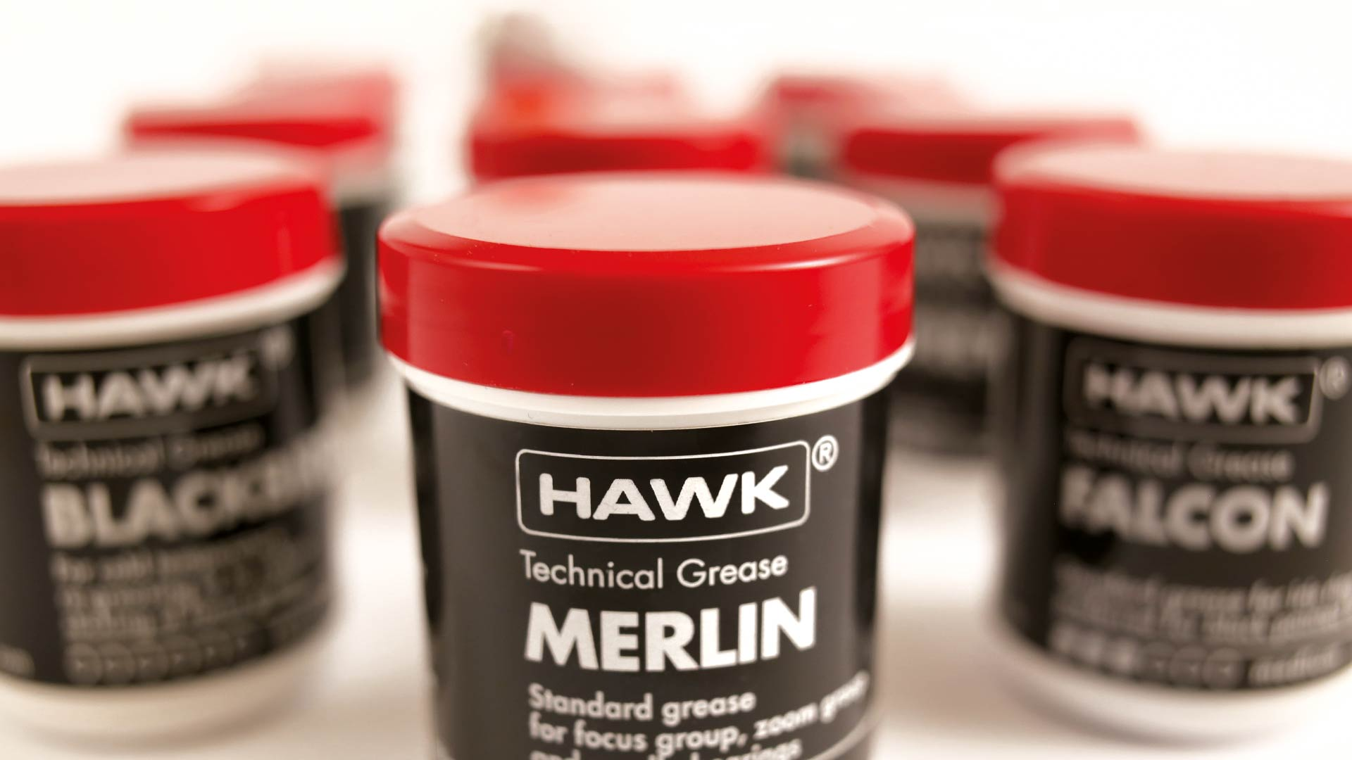 Hawk Service Greases