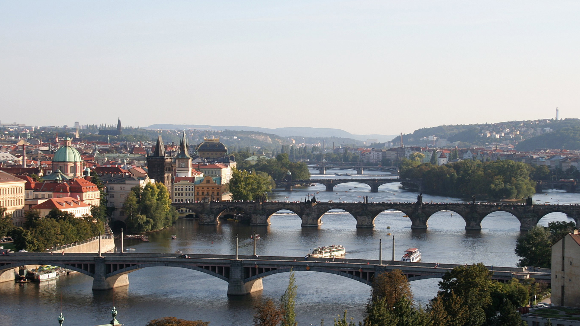 Vantage Film Prague moved to new premises